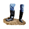 Impact General-Purpose Steel-Toe PVC Boots IMP 7390L