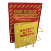 Impact Impact® Deluxe Reversible Right-To-KnowUnderstand SDS Center IMP 799200