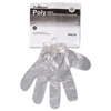 Impact ProGuard® Disposable Polyethylene Gloves - Small IMP 8600S