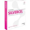 Systagenix Silvercel Antimicrobial Alginate Dressing 4-1/4