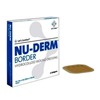 "workwear dress coats: Systagenix - Nu-Derm Standard Hydrocolloid Dressing, 4"" x 4"", 5/PK"