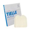KCI TIELLE Essential Silicone Border Sacrum Foam Dressing, 7-1/4