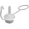 respiratory: Vyaire Medical - Disposable Oxygen Stem with Plug, Right, 1/EA