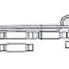 Vyaire Medical Adult Single-Limb Portable Ventilator Circuit, 1/EA IND55003760-EA
