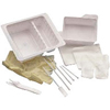 workwear dress coats: Vyaire Medical - Baxter Tracheostomy Care Standard Kit with Coated Paper Lid, 1/EA