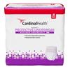 Cardinal Health Maximum Absorbency Protective Underwear for Women, Extra Large, 14 EA/PK, 4 PK/CS IND 55UWFXL16-CS