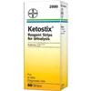 Ascensia Diabetes Care Ketostix Urine Reagent Test Strip (50 count), 50/BX IND562880-BX