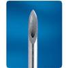 "needles: BD - Regular Bevel Needle 25G x 1"" (100 count), 100/BX"