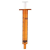 needles: BD - Enteral syringe with UniVia Connector 10mL, 100/BX