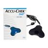 Roche Accu-Chek 360 degree USB Cable, 1/EA IND 595062128001-EA