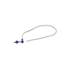 Cardinal Health Kangaroo Polyurethane Feeding Tube Radiopaque Line, Safe Enteral Connections 5 Fr, 1/EA IND61461503-EA