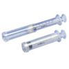 """needles: Medtronic - Monoject Safety Syringe with Hypodermic Needle 21G x 1-1/2"""", 6mL, 50/BX"""