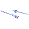 Cardinal Health Dover 2-Way Silicone Foley Catheter 14 Fr 5 cc, 1/EA IND 61605148-EA