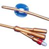 Cardinal Health Dover 2-Way Silicone Foley Catheter 22 Fr 5 cc, 1/EA IND 61605221-EA