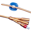 Cardinal Health Dover 2-Way Silicone Foley Catheter 26 Fr 5 cc, 1/EA IND 61605262-EA
