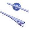 Cardinal Health Dover 2-Way Silicone Foley Catheter 18 Fr 30 cc, 1/EA IND 61630187-EA