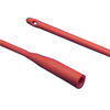 Cardinal Health Dover Robinson Red Rubber Urethral Catheter 18 Fr 14, 1/EA IND 61660184-EA