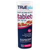 Nutritionals: Trividia - TRUEplus Glucose Tablets 10 count, Raspberry, 10/PK