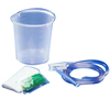 enemas: Medtronic - Plastic Enema Bucket 1, 400 cc, 50/CS