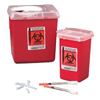 Medtronic Phlebotomy Sharps Container 2-1/5 Quart, 1/EA IND 681522SA-EA