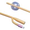 Cardinal Health Dover 2-Way Silicone-Elastomer Foley Catheter 20 Fr 5 cc, 1/EA IND 68402720-EA