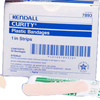 Cardinal Health Curity Plastic Bandage 3/4 x 3, 50/BX IND 6844112-BX