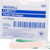 Cardinal Health Curity Sheer Adhesive Bandage 1 x 3, 50/BX IND 6844119-BX