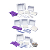 respiratory: Medtronic - Tracheostomy Care Tray Standard, 1/EA