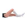 Cardinal Health T.E.D. Knee Length Anti-Embolism Stockings Medium, Regular, 1/EA IND 687115-EA