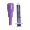 Vesco Medical ENFit Tip Syringe with Transition Connector, 10mL, 1/EA IND 97610TC-EA