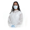 workwear healthcare: AMD Ritmed - Impervious Gown Regular, White, 10/PK