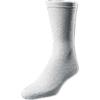 Medicool European Comfort Diabetic Sock X-Large, White, One Pair IND ATSOXELW-EA