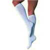Jobst SensiFoot Crew Length Mild Compression Diabetic Sock Small, White, One Pair IND BI110836-EA
