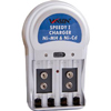 Supreme Technologies AA-AAA Battery Charger 9 volt, 1/EA INDCBSP3969-EA
