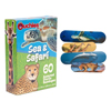 Cosrich Group Ouchies Sea and Safari Bandages 60 ct, 60/BX IND COSOU9111C-BX