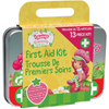 Cosrich Group Strawberry Shortcake First Aid Kit, 13 Piece, 13/EA IND COSSS3025C-EA