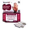 CarpalAID Small Hand Patch, 12/BX IND CPLCA00060-BX