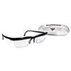 OTC Meds: Adlens - Adjustables Eyewear, Black Frame with Clear Lens, 1/EA