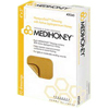 Integra Lifesciences MEDIHONEY Hydrocolloid Dressing Without Border 2 x 2, 10/BX IND DS31222-BX