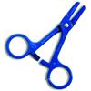 Dravon Medical Tube Occluding Forceps, Blue, 4-3/10, 100/CS IND DVNA110-CS