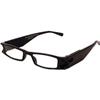 FGX International Foster Grant Light Specs Lighted Reading Glasses Black +1.50 Size, Powerful LED Lights, 1/EA IND FGX1010028150-EA