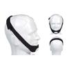 respiratory: AG Industries - Universal Chin Strap, Black, 1/EA