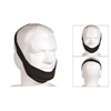 AG Industries Regular Chin Strap, Black, 1/EA INDFHAC302175B-EA