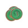 respiratory: AG Industries - Sure Seal Washer, Brass & Green Viton, 50/PK