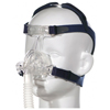respiratory: AG Industries - Nonny Pediatric Mask Small Kit with Headgear, Size Small & Medium Exchangeable Cushions, 1/EA