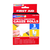 Rapid Care 3-Pack Gauze Roll, 2, 3 and 4, 108/CS IND ISG80035-PK