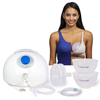 Freemie Freedom Electric Breast Pump with Hands Free, Concealable Cups, 1/EA IND JRFG031-EA