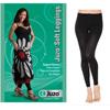Juzo Soft Leggings, 15-20, Black, Size 2, 1/EA IND JU2000BT102-EA