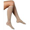 Juzo Soft Knee-High, 20-30 mmHg, Full Foot, Silicone Border, Short, Size 5, Beige, 1/EA IND JU2001ADFFSBSH514-EA