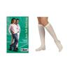 Juzo Soft Knee-High, 20-30, Full Foot, Short, White, Size 4, 1/EA IND JU2001ADFFSH064-EA